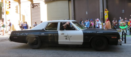 Blues Brothers car!