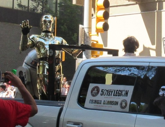 C-3PO!