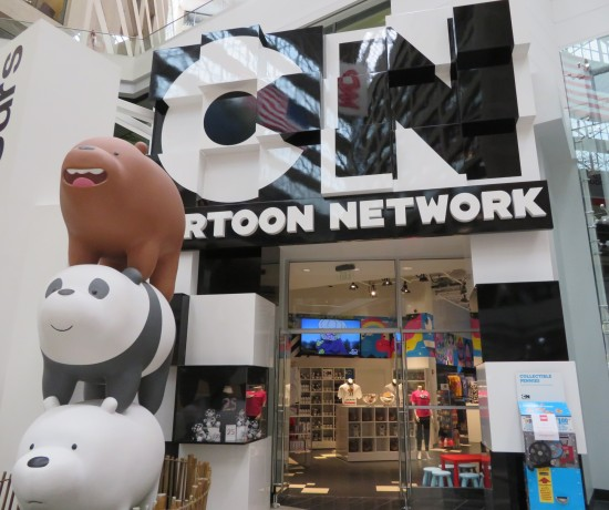 Cartoon Network shop!