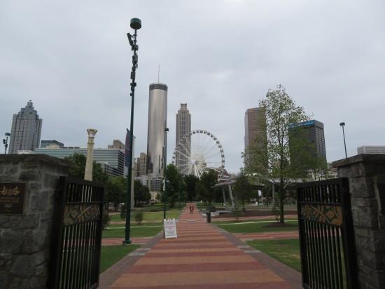 Centennial Skyline!