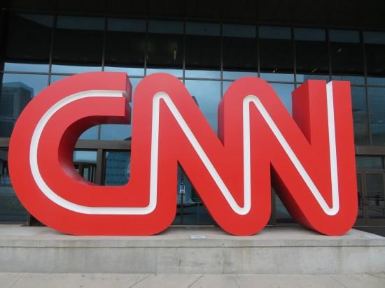 CNN sign!