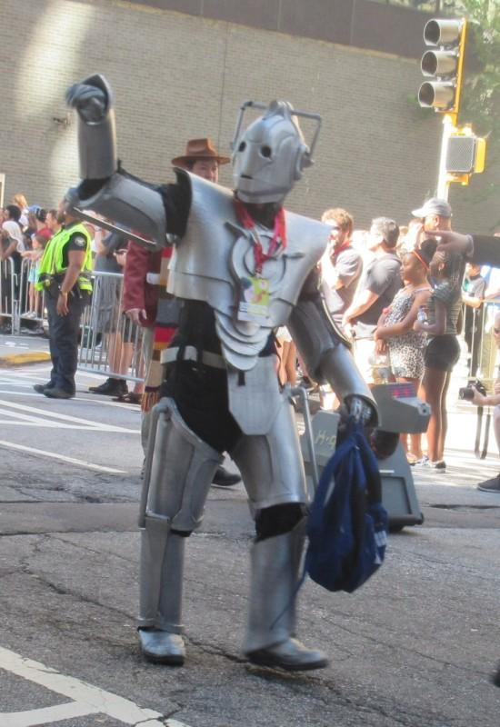 Cyberman!