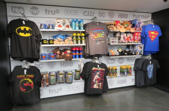DC Comics merch!