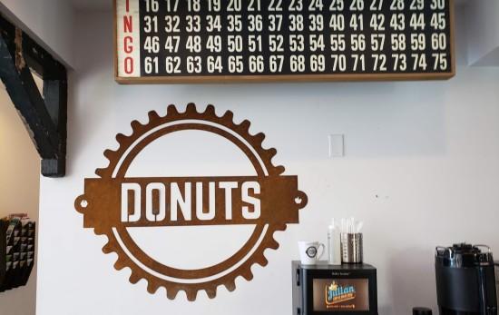 Donuts decor!