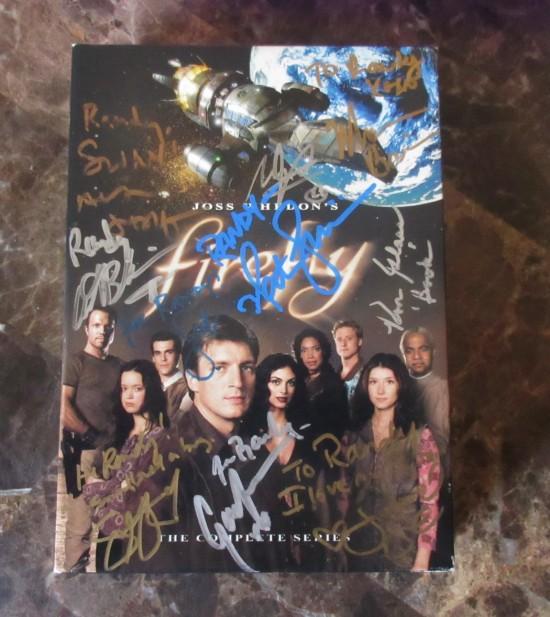 Firefly DVD!