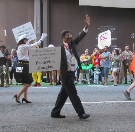 Frederick Douglass!