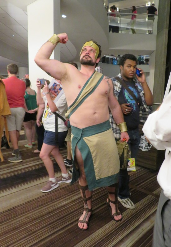 Hercules!