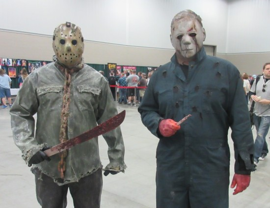 Jason and Michael!