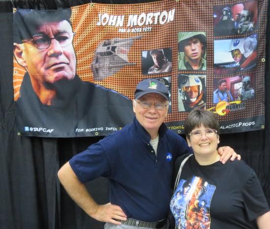 John Morton!
