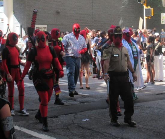 Ladys Deadpool + Grimespool!