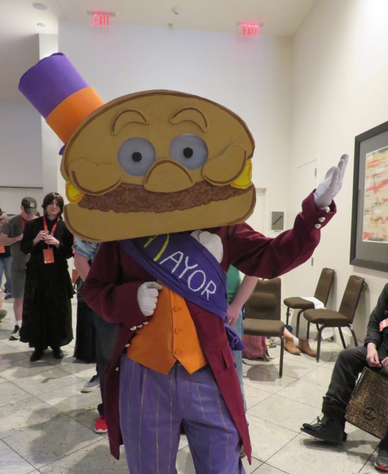 Mayor McCheese!