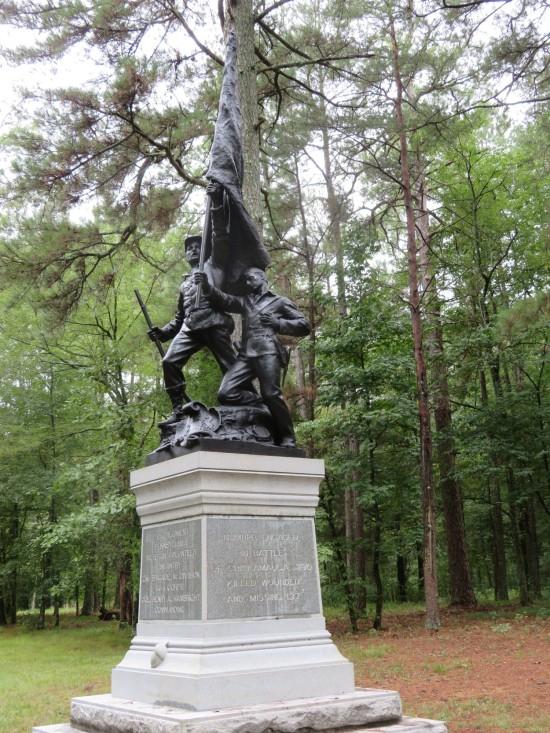Pennsylvania monument!