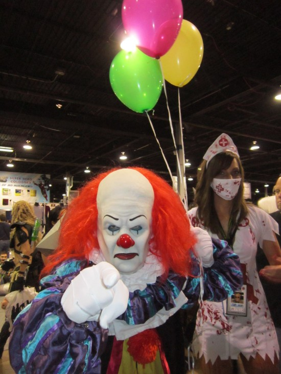 Pennywise 2012!