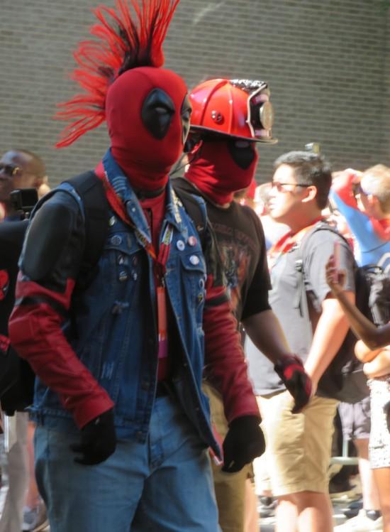 Punkpool and Firepool!