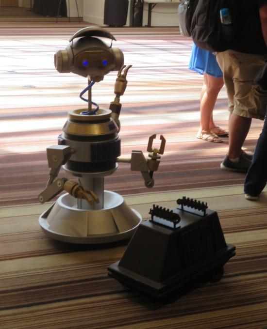 RX-24 + Mouse Droid!