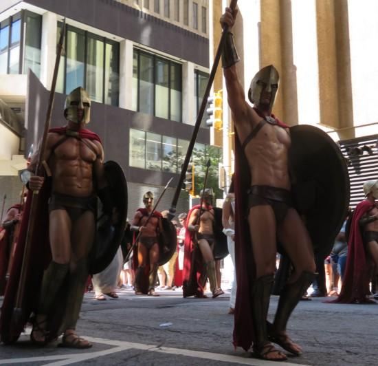 Spartans!