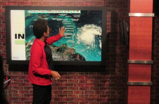 weather demo!