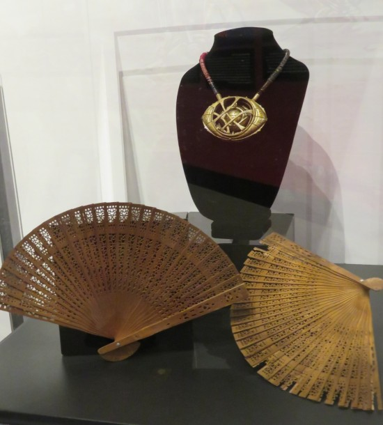 Agamotto and Fan!