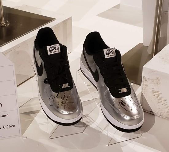 Channing Tatum shoes!