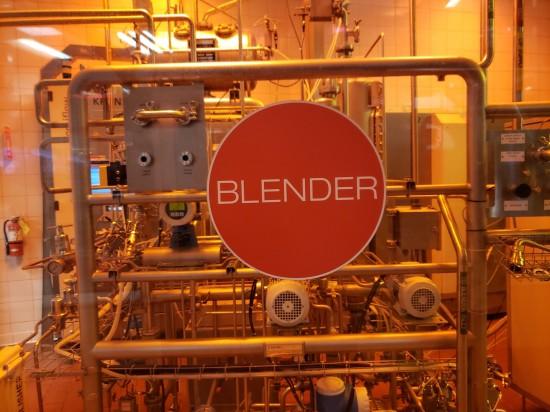 Coke blender!