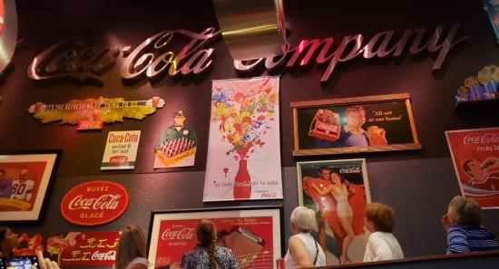 Coke posters!