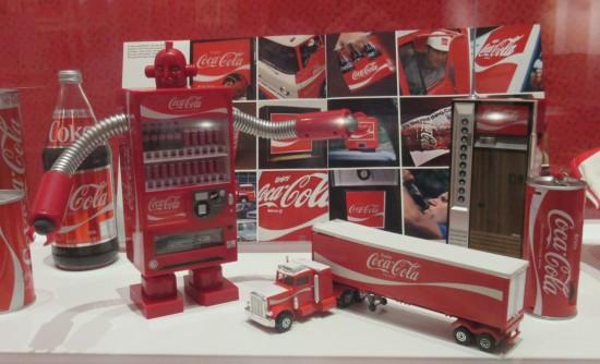 Coke toys!