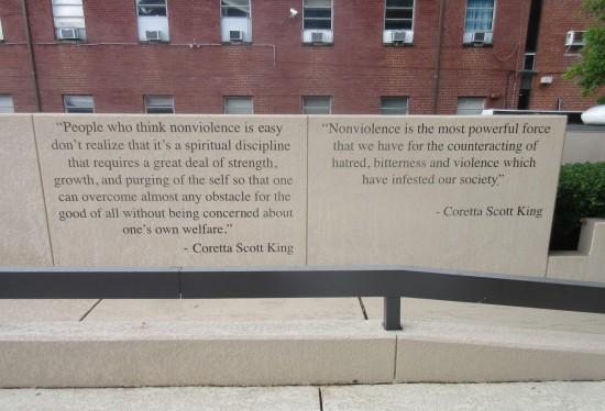 Coretta Scott King quotes!