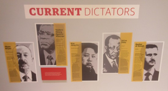 Current Dictators!
