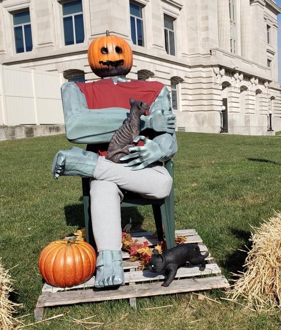 Frankenstein's Scarecrow!