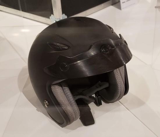 Gal Gadot helmet!