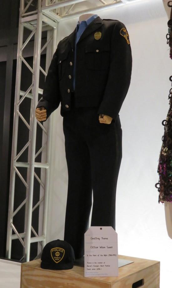 Geoffrey Thorne costume!