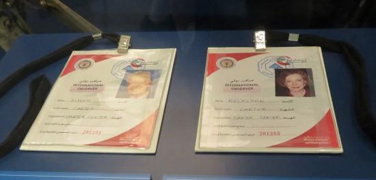 International Observer badges!