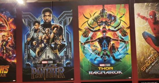 Marvel posters!