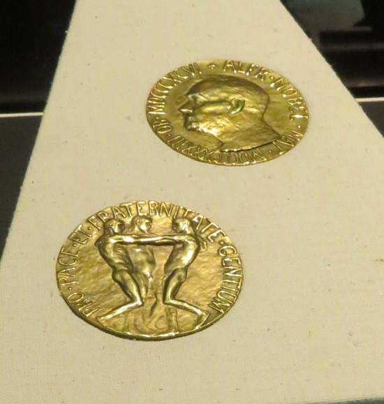 Nobel Peace Prize 1964!