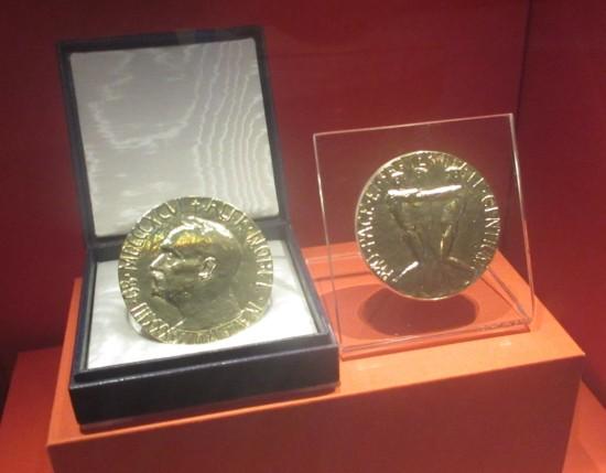 Nobel Peace Prize 2002!