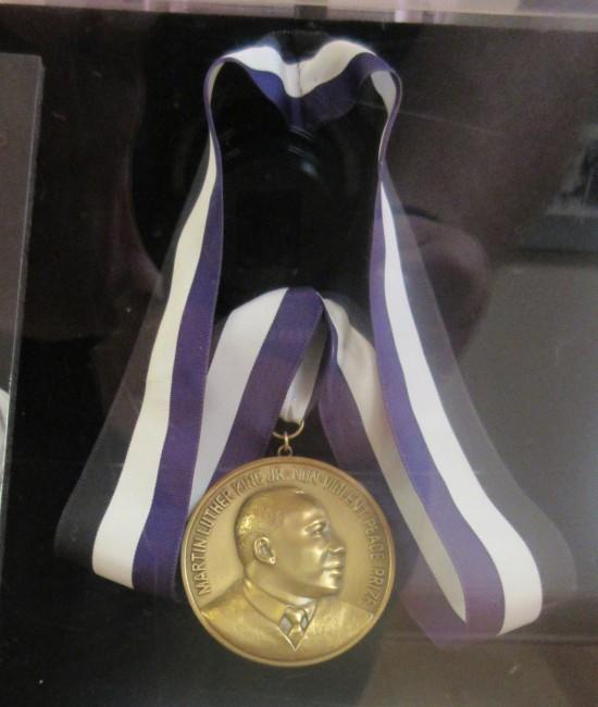 Nonviolent Peace Prize!