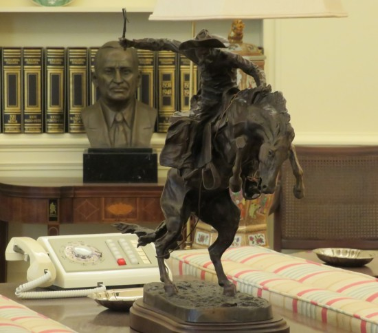 office statues!