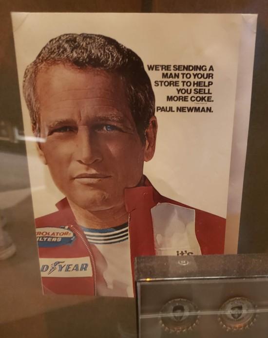 Paul Newman Coke!