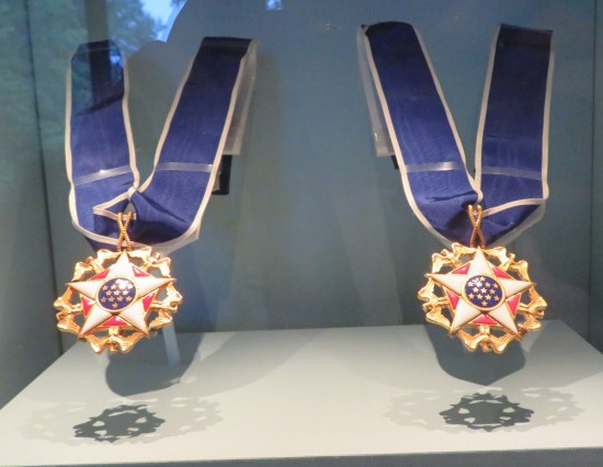 Presidential Medals of Freedom!