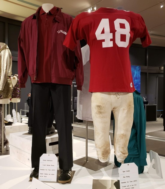 Remember the Titans costumes!
