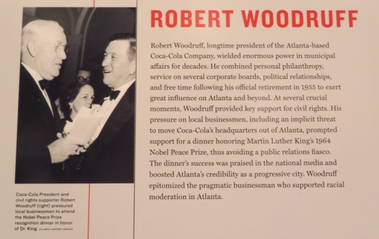 Robert Woodruff!
