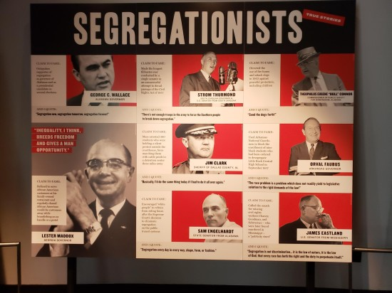 Segregationists!