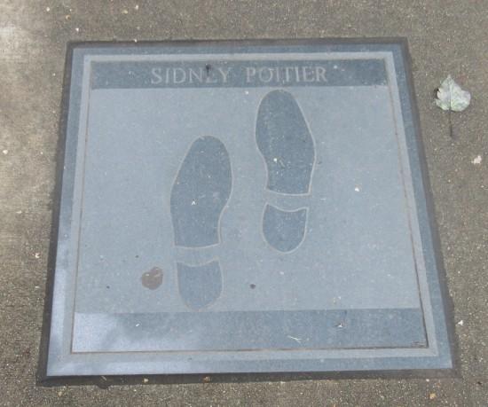 Sidney Poitier!