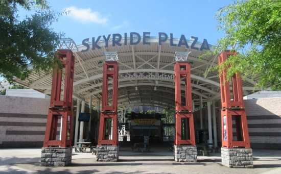 Skyride Plaza!