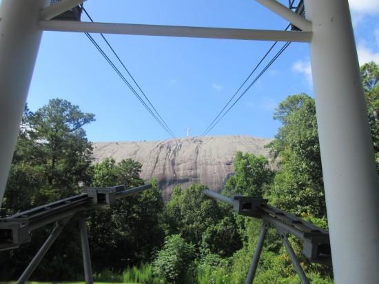 Up Stone Mountain!