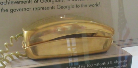 100 millionth US telephone!