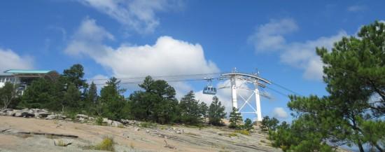 aerial tram!