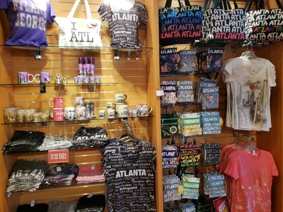 ATL souvenirs!