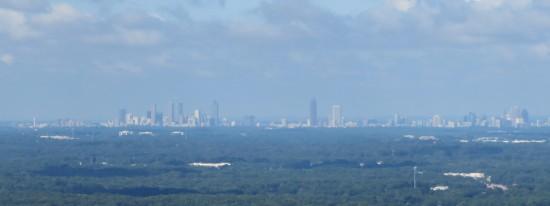 Atlanta distant!