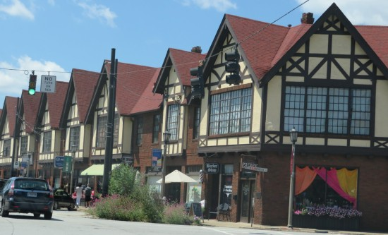 Avondale Estates stores!